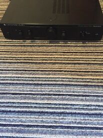 Cambridge amplifier