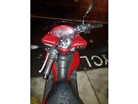 Honda Pcx 125 Low Mileage 2013 8k *£1400