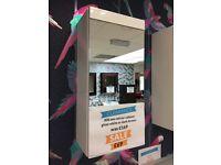 300 mm mirror cabinet