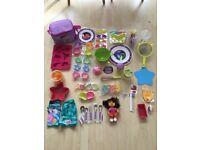 Dora the Explorer Little Cooks Brand New