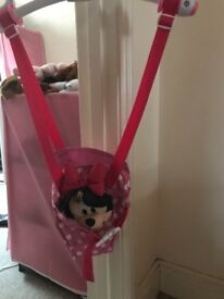 Minnie Mouse door bouncer for sale
