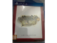 Final Fantasy Type-0 Limited Edition - PS4