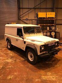 Land Rover defender 110 hardtop