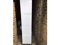 Bathroom Storage Vanity Cabinet from IKEA - White