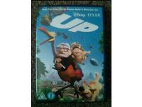 UP DVD