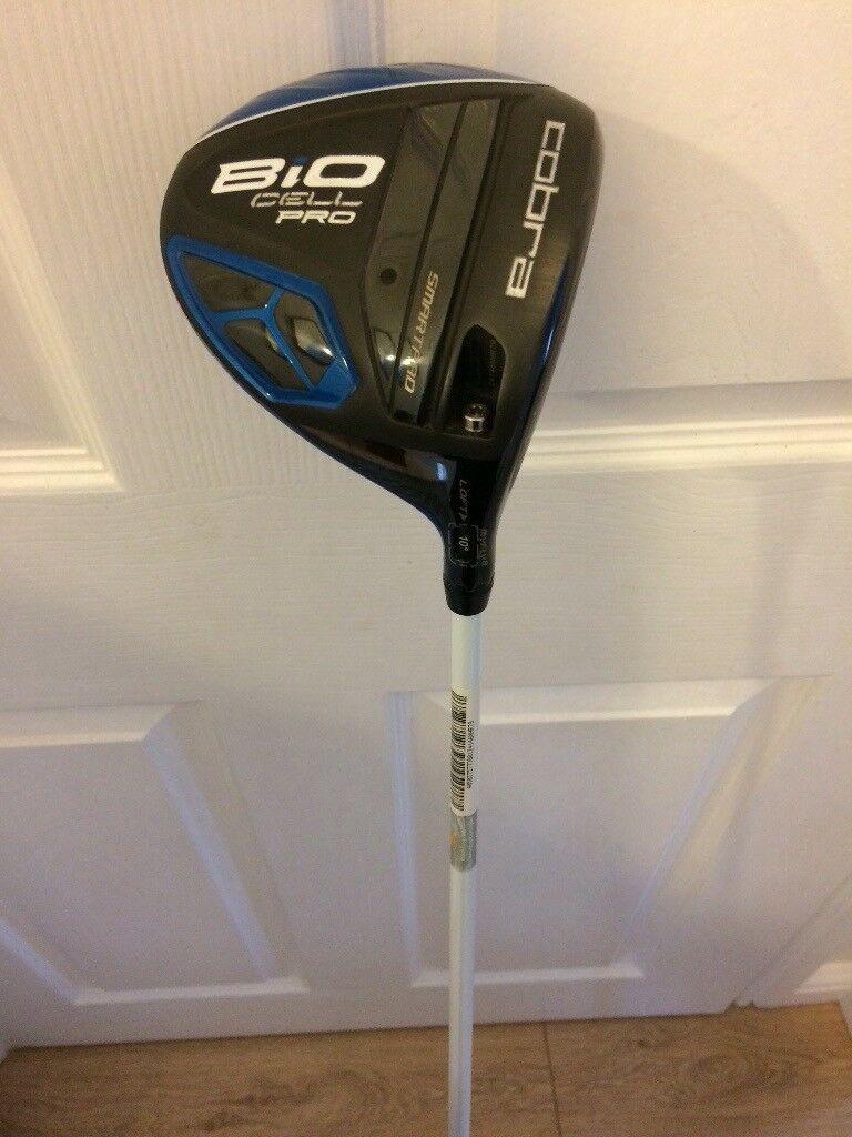 Cobra 6Q3 driver and cover