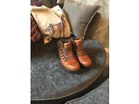 Men's rockport boots