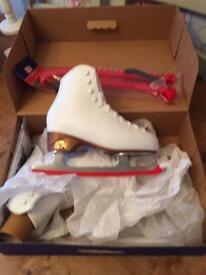 Risport ice boot size 5