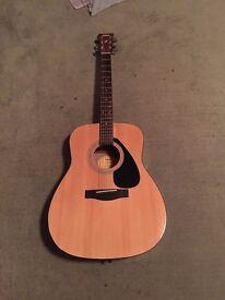 Yamaha guitar as new