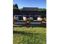 Conservatory/summerhouse furniture