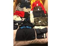 Moncler / stone island / boss / north face / Nike