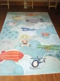 Childrens rug by kelaty
