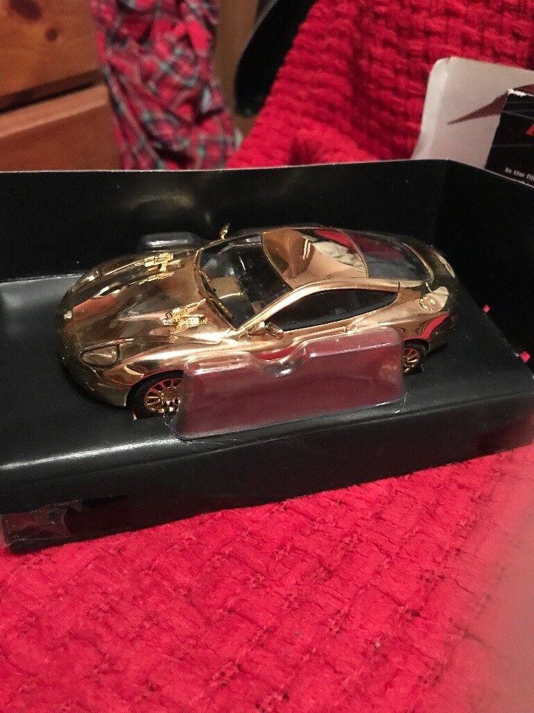 Corgi made James Bond collectible cars