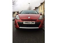 Renault Clio Dynamique TomTom 1.5dci - 60 plate - 63k - NEW MOT!! REDUCED!!
