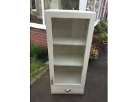 Cream Kitchen Units - Homebase, great condition