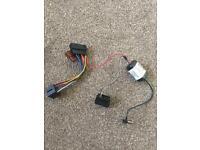 Car radio adapter