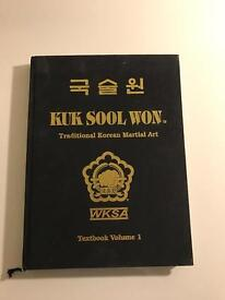 Kuk Sool Won Textbook Volume 1