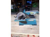 ERBAUER ERB707BTS 152mm Belt & Disc Sander 230-240V