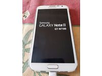 Samsung Galaxy Note GT-N7000 - 16GB - Ceramic White Smartphone