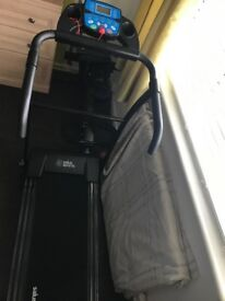Treadmill immaculate condition