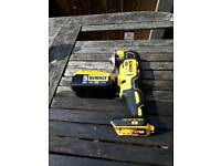 Dewalt multitool
