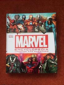 Marvel Encyclopaedia - As New
