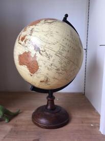 Vintage Cream Globe