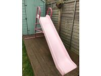 Children's 7ft Garden Slide