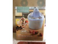 Digital Ice Cream Maker by Lakeland