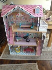 Large ELC Dolls House and furniture for sale