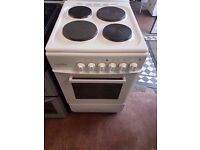 Statesman 50 cm hot plate single grill and oven cooker in good working condition