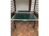 Kettler Outdoor Table Tennis Table exc cond