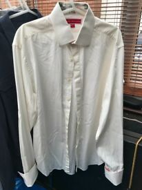 Marc Wallace Men's Shirt size 15 1/2 inch neck