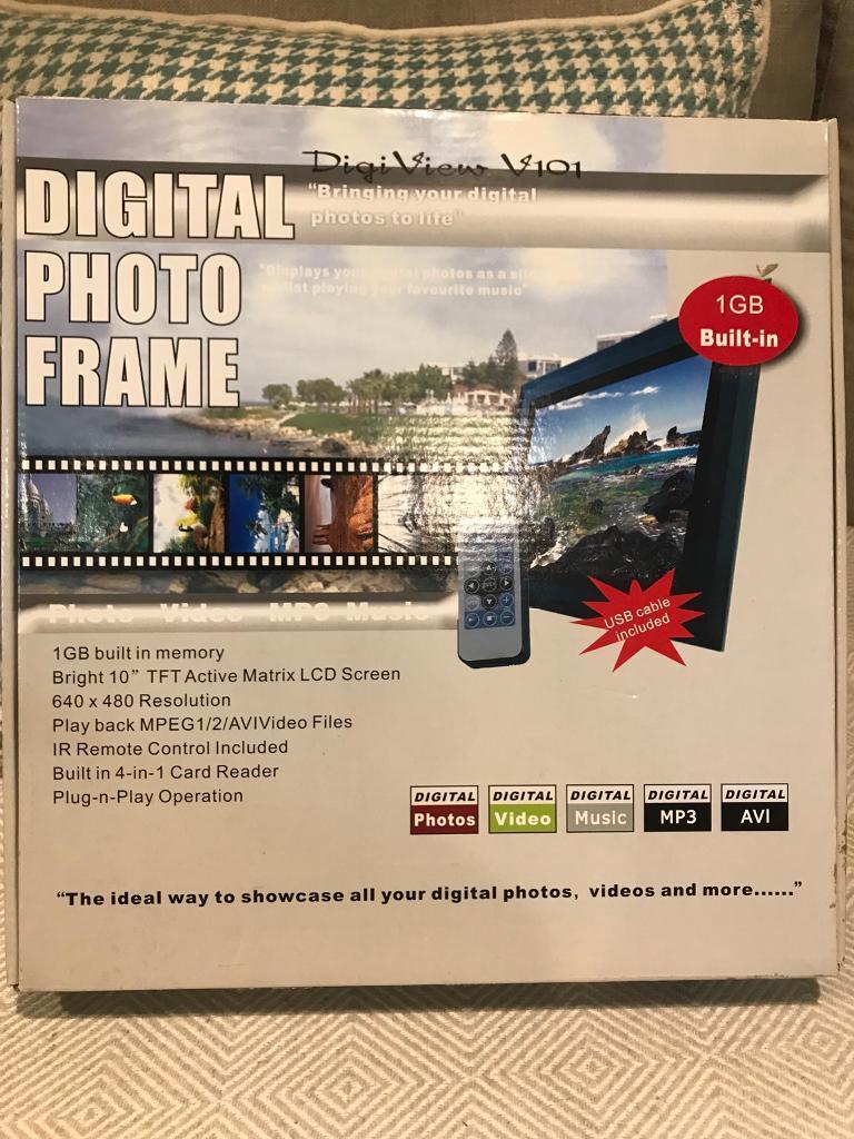 Digital photo frame | in Newry, County Down | Gumtree