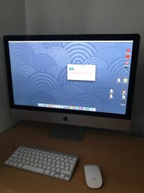 """iMac 27"""" 5k model"""