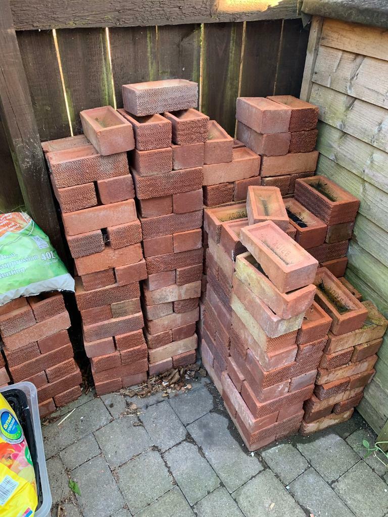 Unused Lbc Antique Bricks 150 In