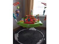 Fisher price jumperoo £25
