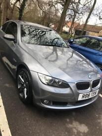 NEW SHAPE BMW 325 - AUTOMATIC- BLUETOOTH-FULLY LATHERED -18 INCH-SPORT MODE - PRIVATE PLATE INCLUDED