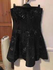 Little black dress. Size 12