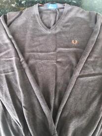 Men's Fred Perry Jumper