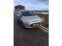 Ford Fiesta 1.4 diesel , road tax free,