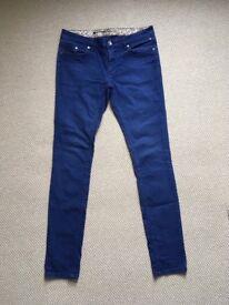 Ladies Element Blue Jeans