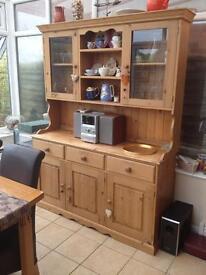 Solid Wood Pine Dresser