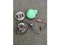 KDX 125 /PARTS/BREAKING/STATOR