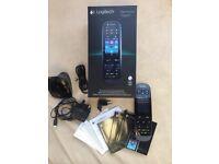 Logitech-Harmony-Touch-Remote-Control-Colour-Touchscreen Logitech Harmony Touch Remote Control