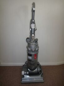 Dyson DC 14 Vroom upright vacuum cleaner hoover with tools, cleaned and ready for use great suction