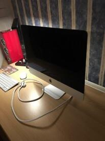 Apple IMac 21.5inch - 8GB - 1TB - Hardly used! - £550 for quick sale no offers