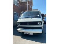 Vw t25 1.9 water cooled running project
