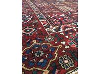 Large Beautiful Bahktiar Rug 3m by 2.15m (Reduced Price)