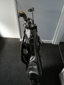 Top flite gold clubs